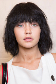 Marc jacobs Choppy Bob with full fringe